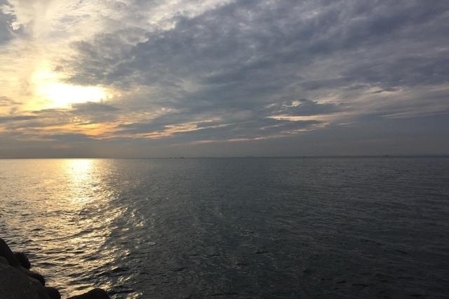 淡路島でアジングと太刀魚に初チャレンジ。
