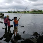 川崎、テナガエビの釣り初チャレンジ!
